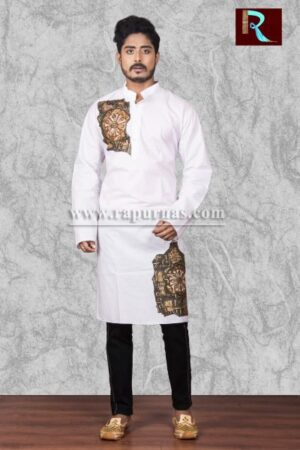 Cotton Kurta with a trendy look