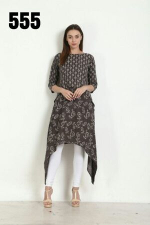 Exclusive Design Pure Cotton Kurti
