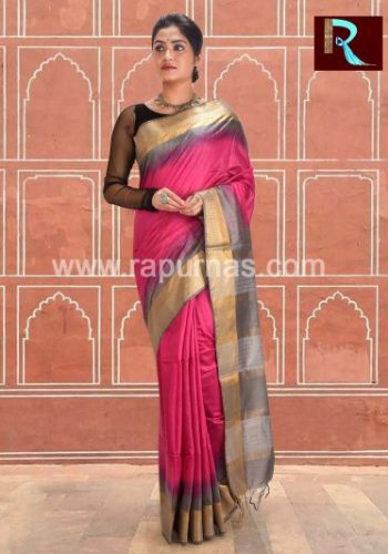 Amazing Tussar Silk Saree
