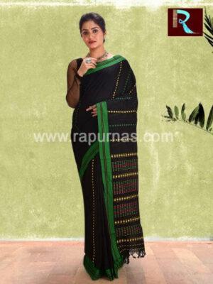 Cotton Cluster Begumpuri Saree3