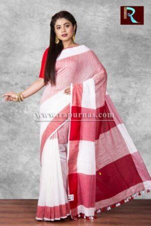 Khadi Handloom Cotton Saree