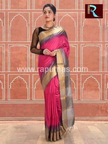 Amazing Tussar Silk Saree