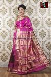 Baluchari Silk Saree of awesome shade and design1