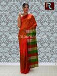 Awesome Bishnupuri Silk 3D Katan Saree